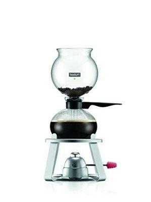 Vacuum coffee maker delicious Bodum Pebo