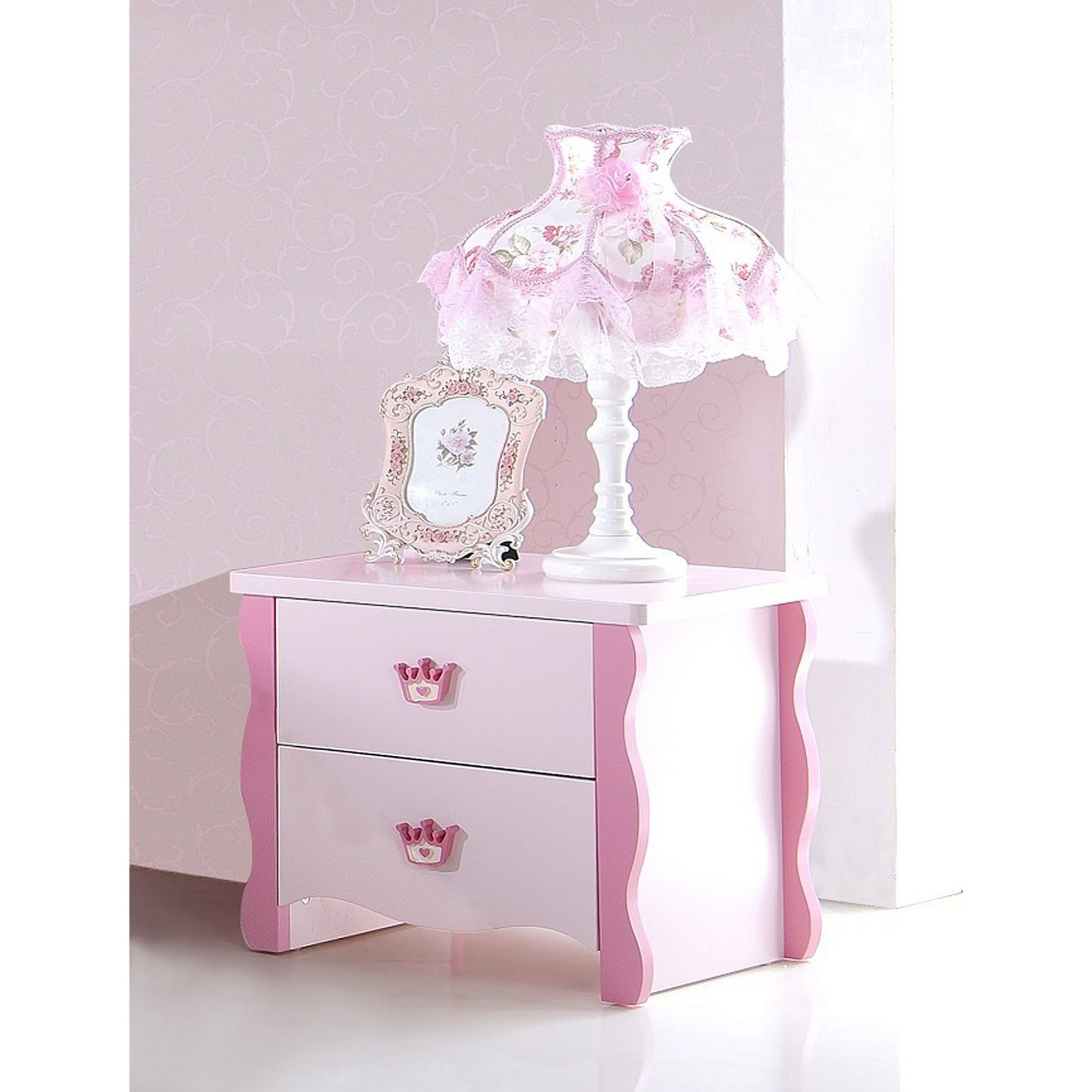Table De Chevet Enfant Design Princesse Comforium Furniture Decorative Boxes Decor