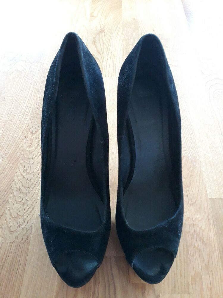 Suede heels, Stiletto heels platform