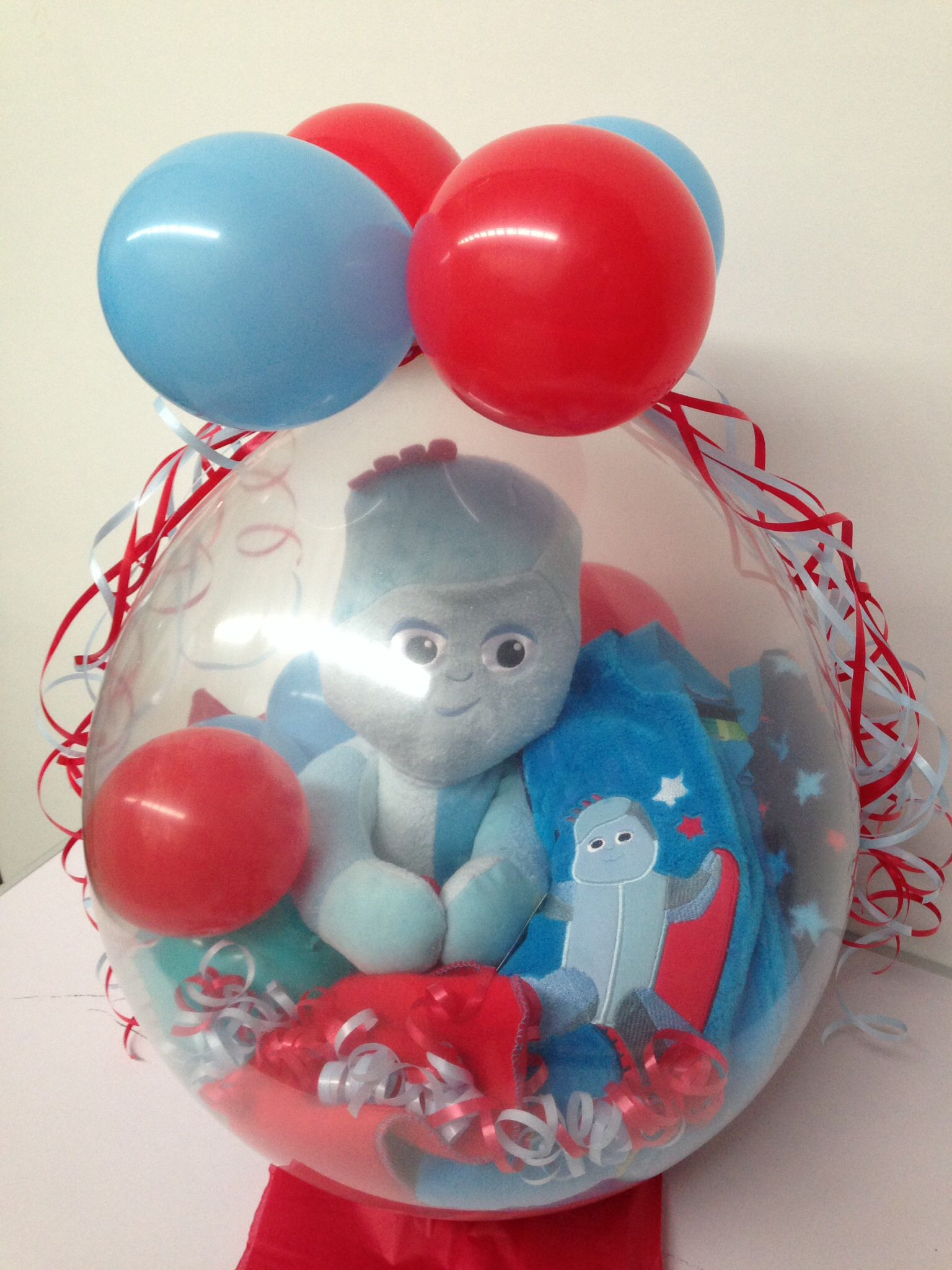In the night garden balloon decoration or gift idea englobados