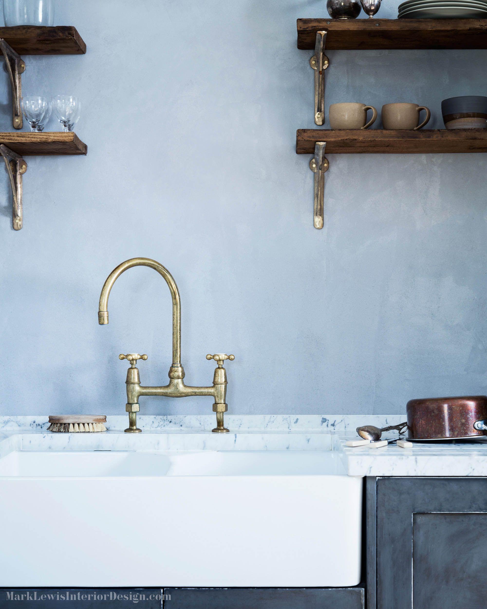 Mark Lewis Interior Design Dorset Kitchen
