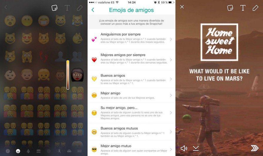 11 trucos para Snapchat que posiblemente no conozcas