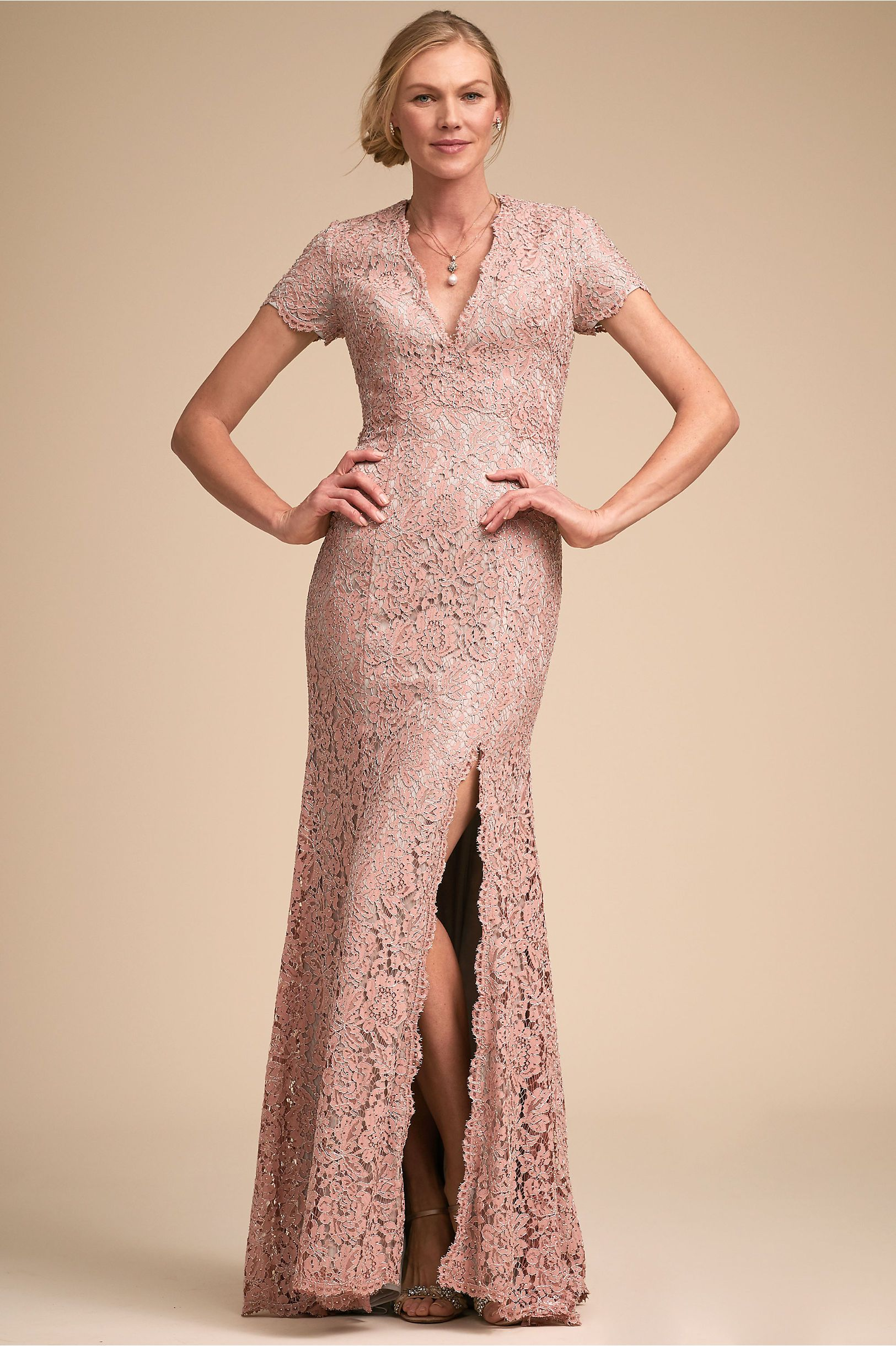 1489b783f Ceres Dress Champagne in Bridal Party