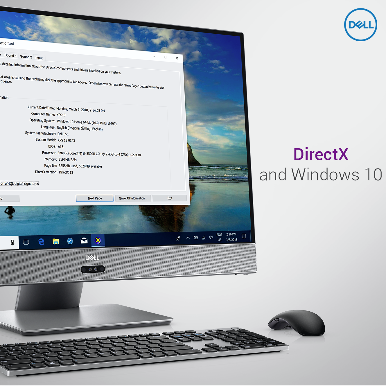 download directx 11.3 for windows 10