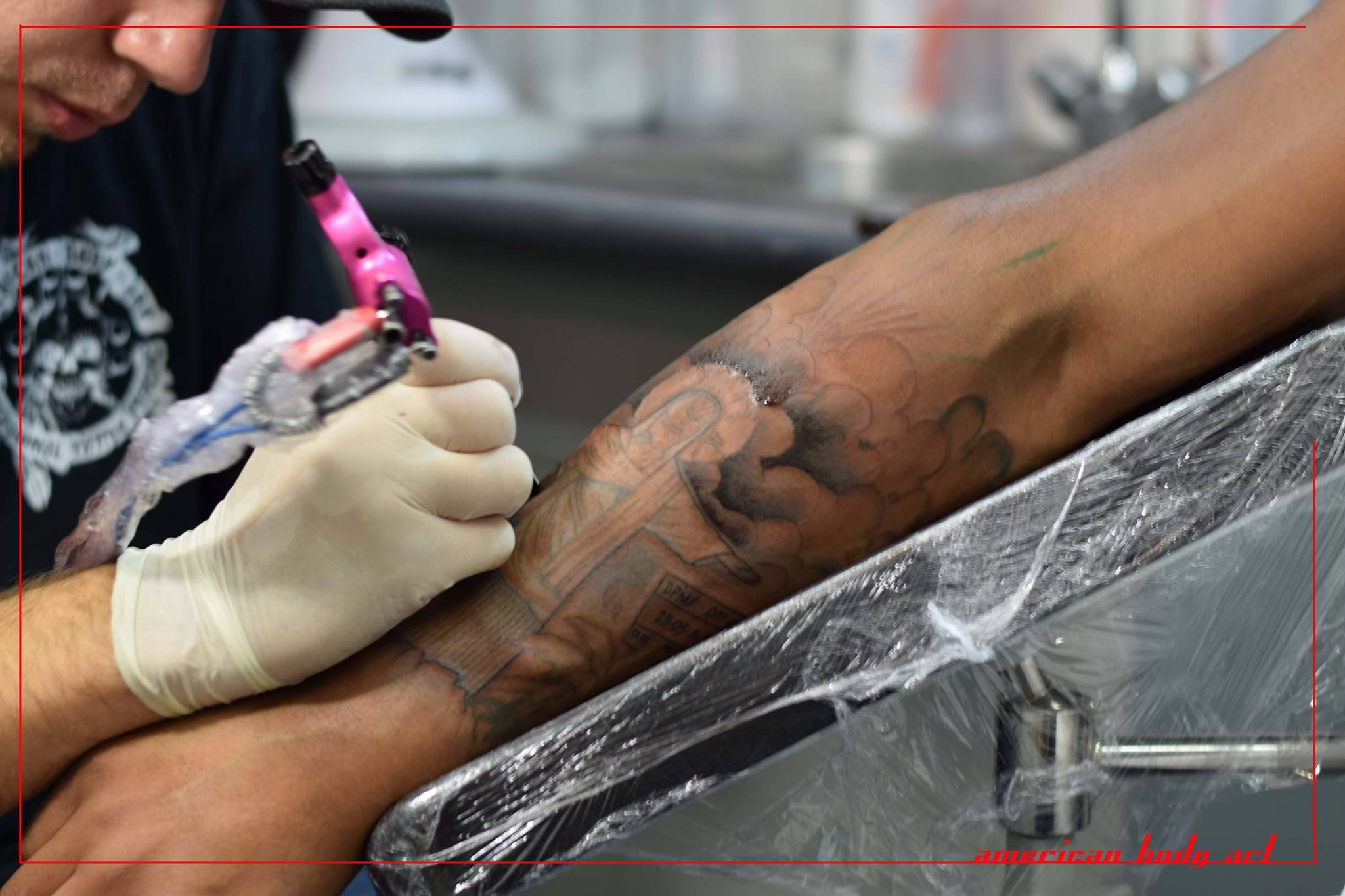 Tatouage Paris - American Body Art