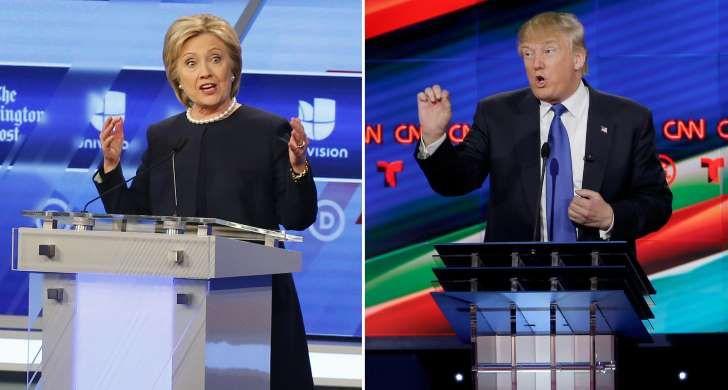 Pin On Debate 1 Msn Clinton