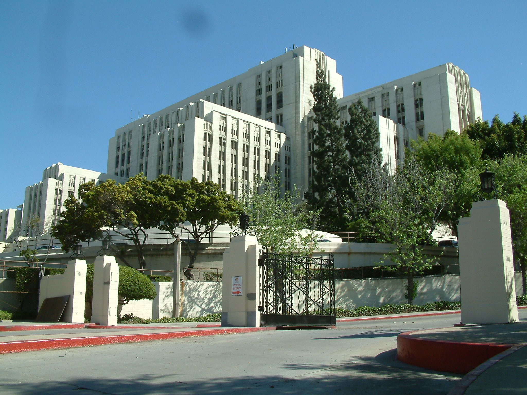 los angeles general hospital google search