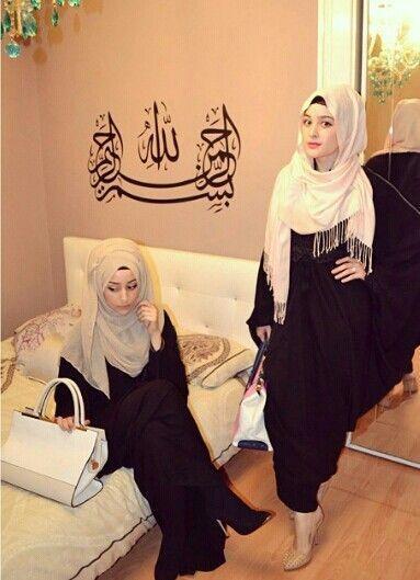 Hijab est ma couronne, la mode est ma passion, profiter
