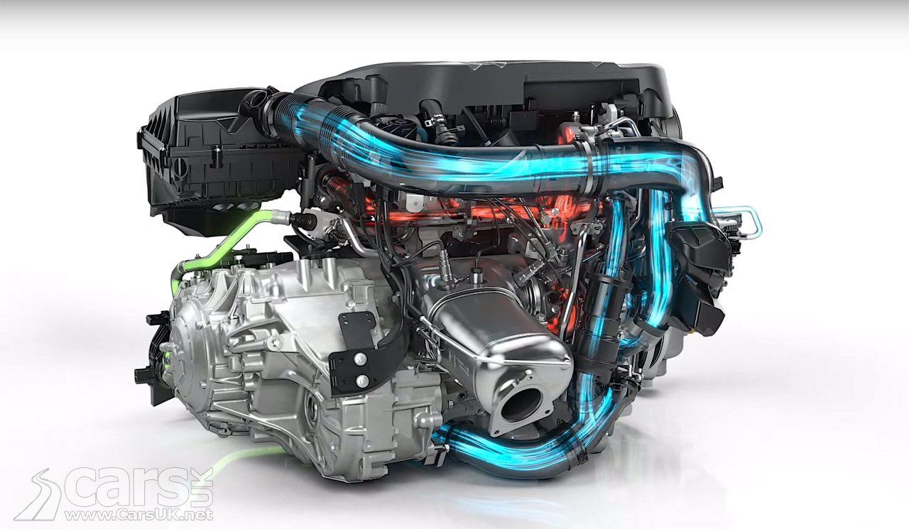 Volvo D5 PowerPulse - available on the XC90, S90 & V90