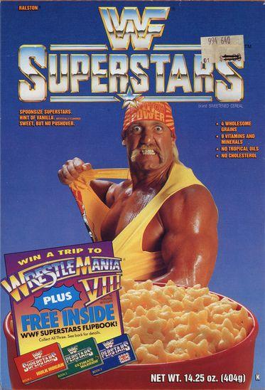 WWF -> WTF   laughs   Cereal, Breakfast cereal, Cereal killer