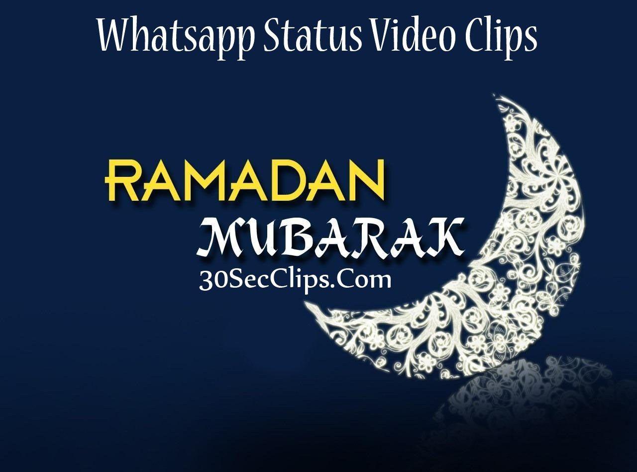 Ramadan Kareem Whatsapp Status In Arabic