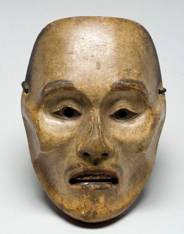 noh mask japan verbergen pinterest masken. Black Bedroom Furniture Sets. Home Design Ideas