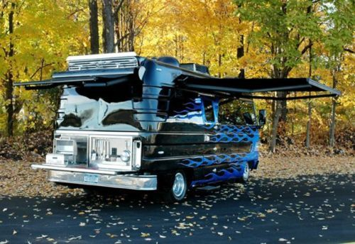 1970 Starcraft Custom Starcruiser Hotrod RV | Amazing Rv's