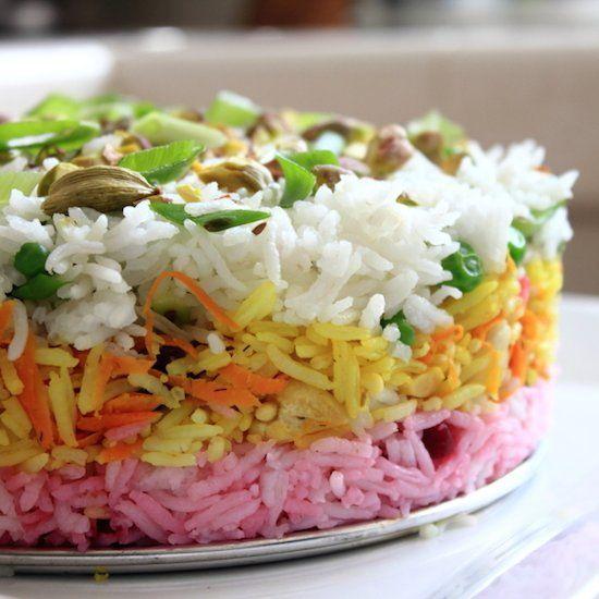 Awesome Food Presentation Ideas Rice 5