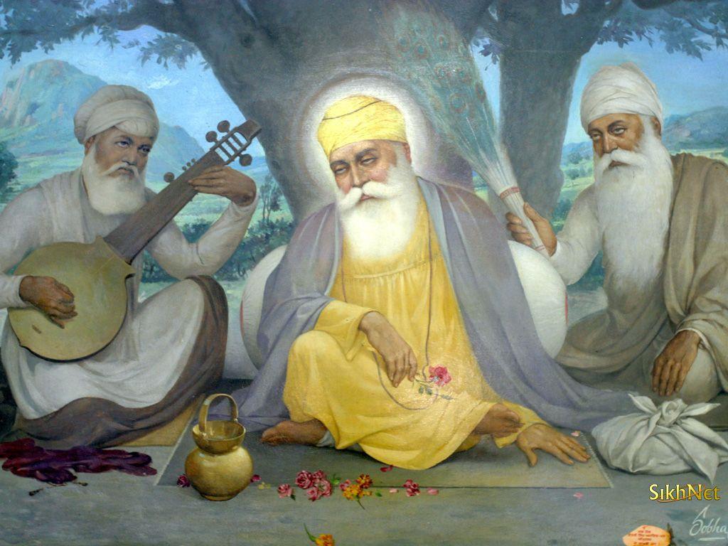 2017 05 guru nanak dev ji quotes - Guru Nanak Dev Ji With Bala And Mardana