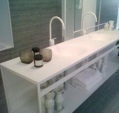 Mueble de baño Zucchetti Kos, coloeccion Faraway  www.logydis.weebly.com