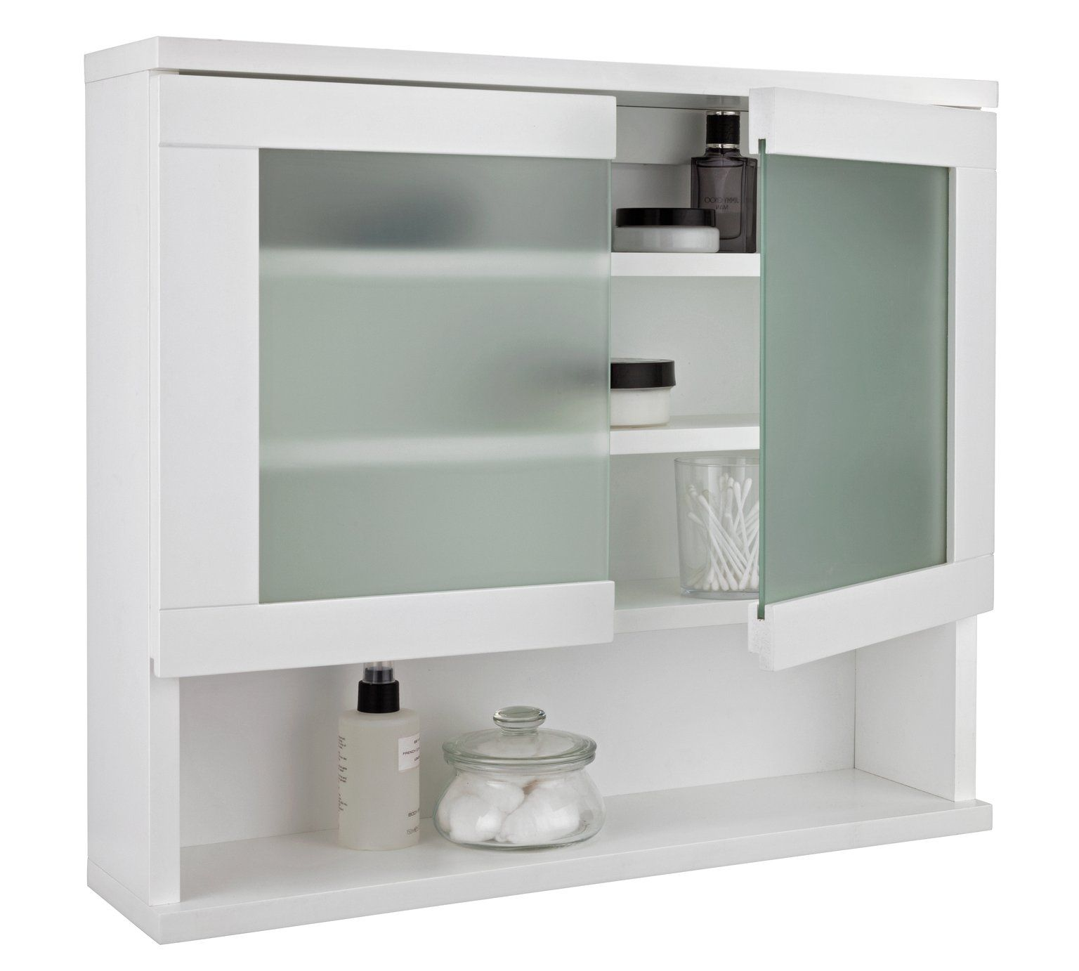 Buy Hygena Ice 2 Door Wall Cabinet White At Argos Thousands Of Products For Same Day Delivery 3 95 Or Fast Wall Cabinet Door Wall White Bathroom Cabinets