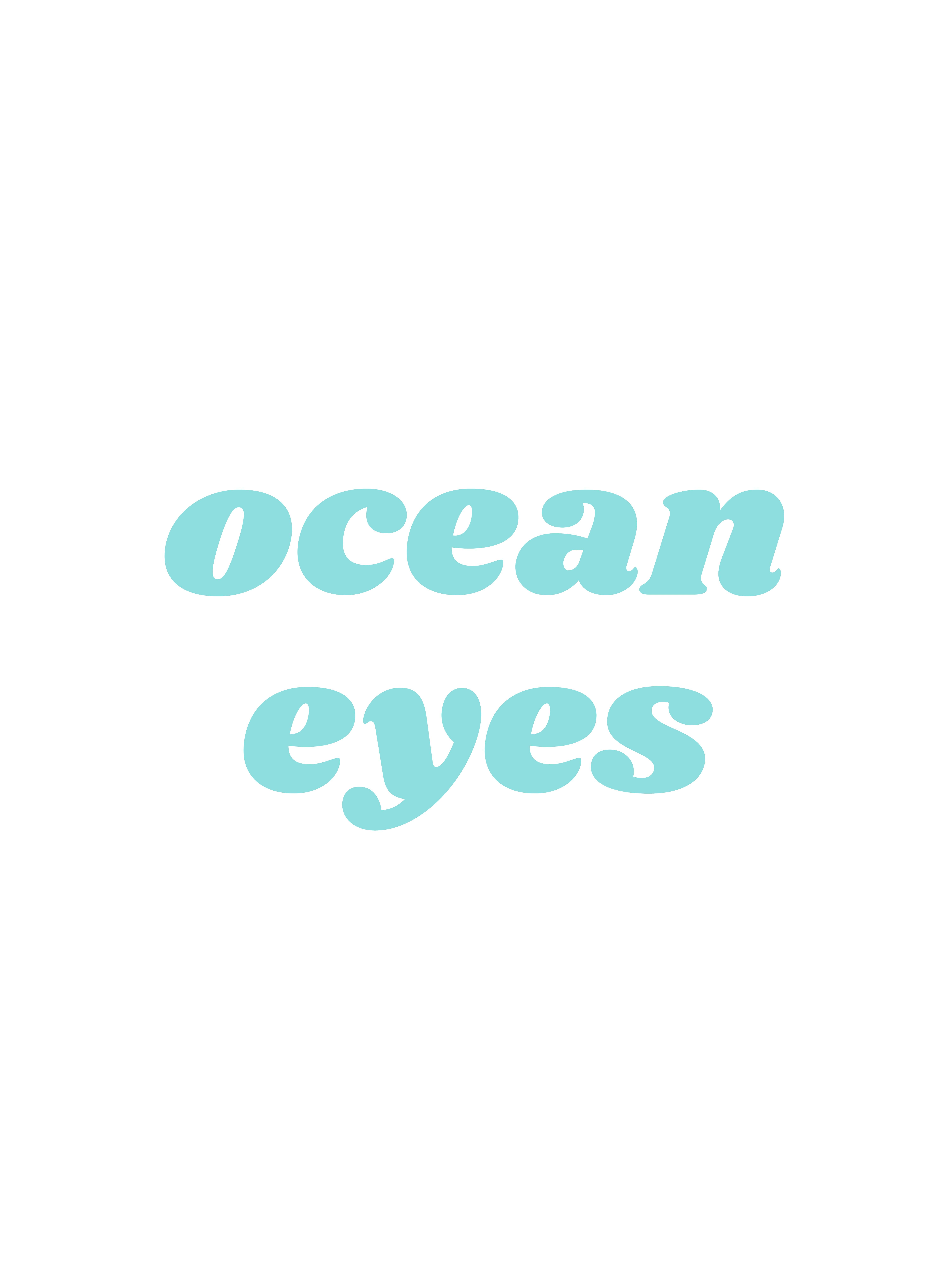 Ocean Eyes Society6 Com Pinklemonadetype Quote Art Prints Framed Prints Canvas Prints Tapestries In 2020 Art Collage Wall Picture Collage Wall Aesthetic Collage
