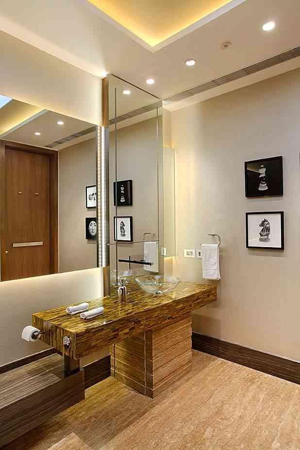 Design By Mahesh Punjabi With Images Modern Bathroom Design