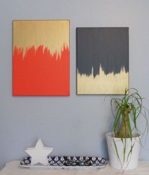 Pin by maria jose on cuadros pinterest diy canvas canvases and 25 creative and easy diy canvas wall art ideas an artist yourself and make beautiful art for your home you dont have to pay a lot of money on art solutioingenieria Choice Image