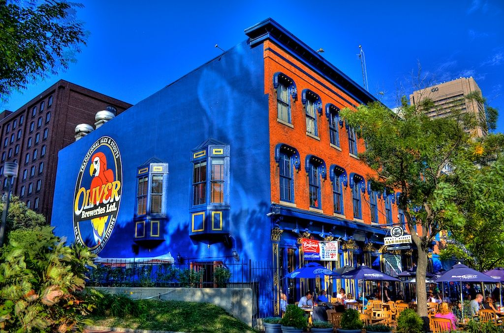 Pratt Street Ale House Baltimore Md Dining Out Wish List In
