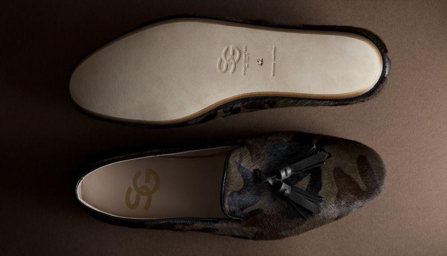 Hyperpanama Flat Shoes