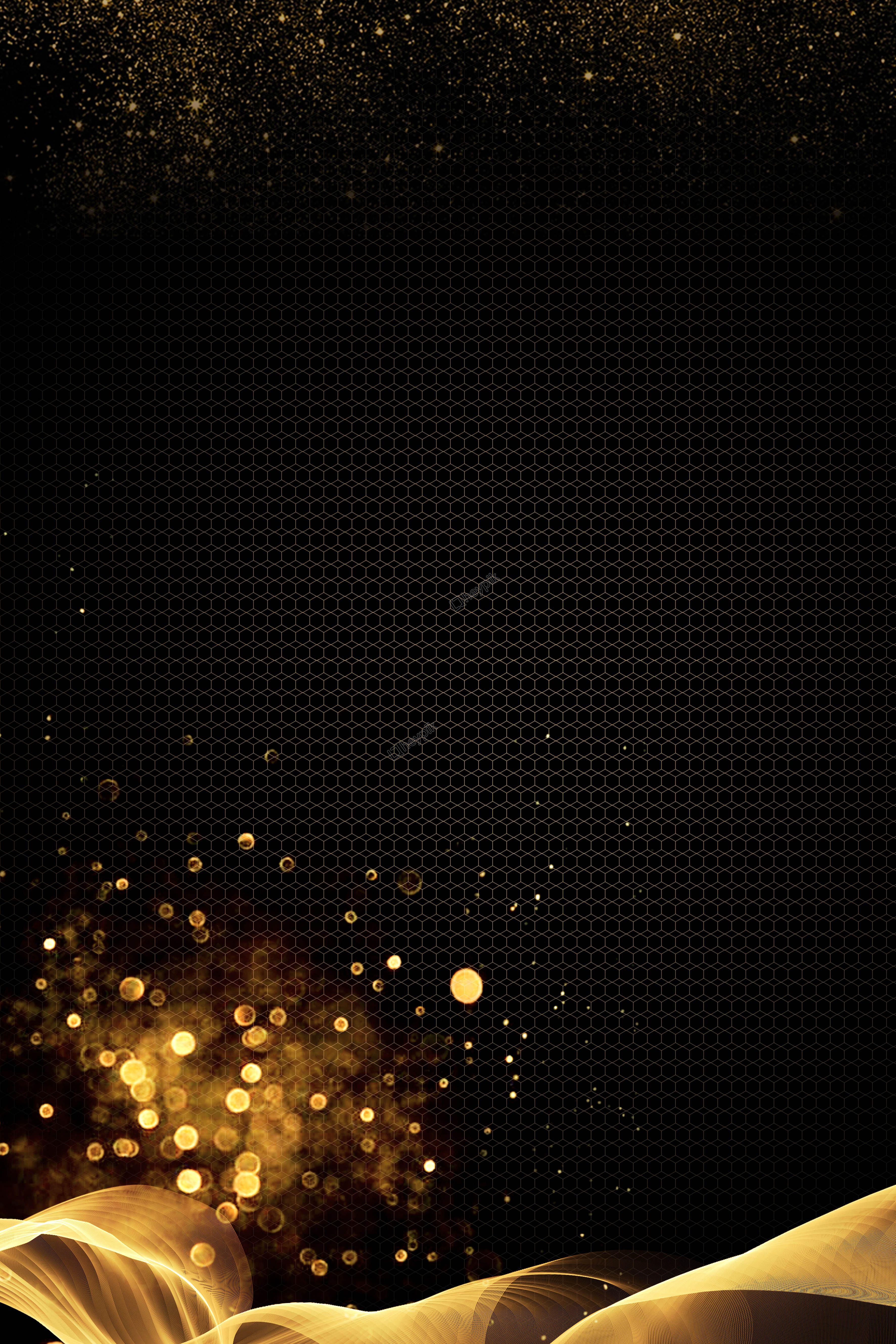 Sfondo Oro Nero Sintetico Creativo Blurred Background Photography Love Background Images Black Background Design