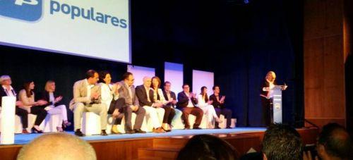 El PP renueva su compromiso con La Herradura y presenta sus candidatos a las municipales