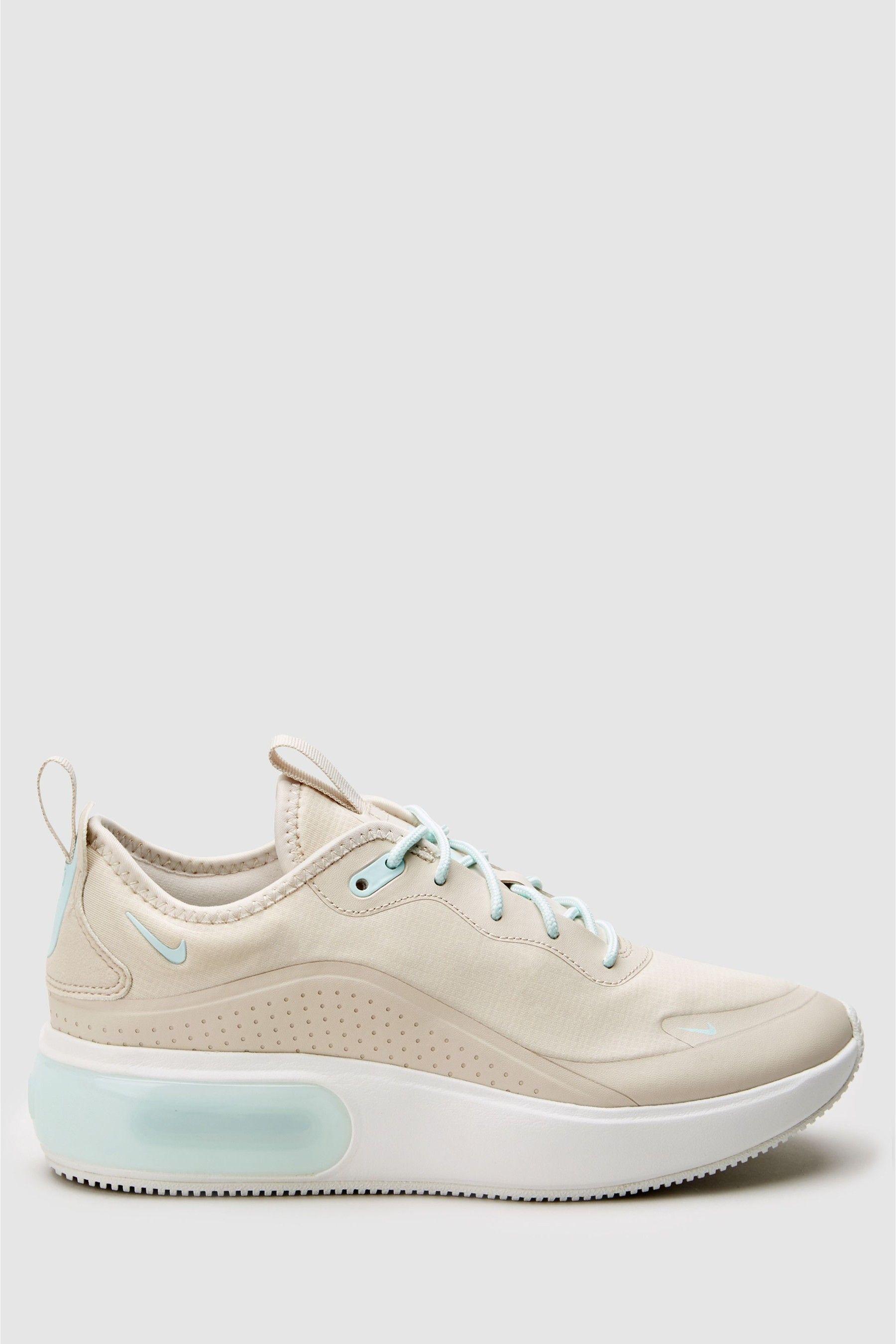 Womens Nike Air Max Dia - Cream | Nike