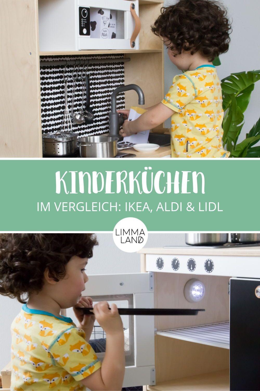 Kinderkuchen Vom Discounter Oder Doch Die Beliebte Duktig Von Ikea Wir Haben Sie Verglichen Ikea Aldi Und Lidl Ausserdem Ein Heisser T Aldi Kinderkuche Lidl