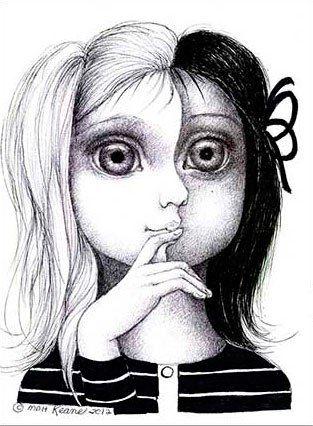 Margaret Keane Ou Grandes Olhos Olhos Grandes Olhos E Olhos