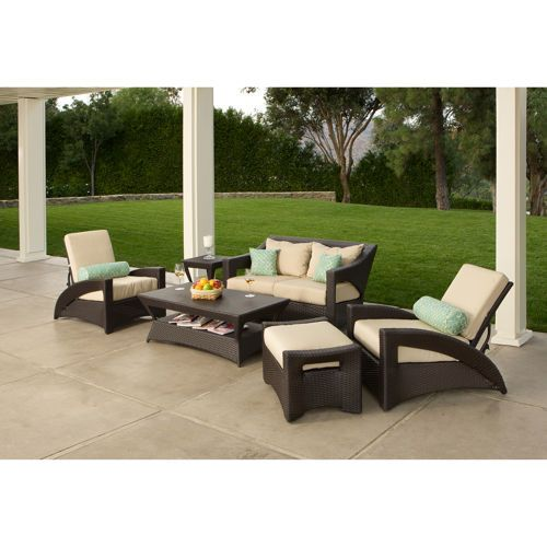 Costco Pacific 6 Piece Seating Set