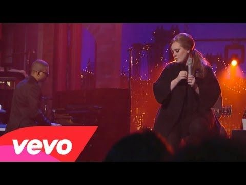 Adele Make You Feel My Love Live On Letterman Bob Dylan Wrote