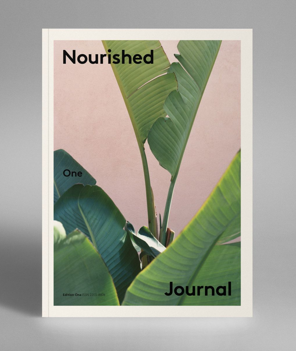 Nourished Journal One