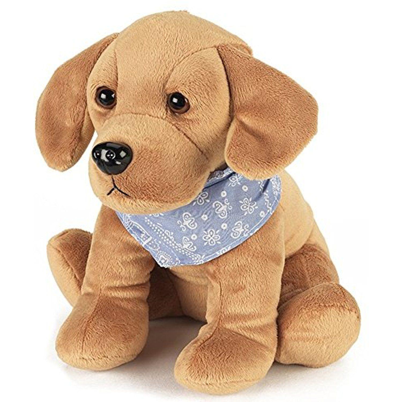 Warmies Cozy Pet Alfie The Labrador Heatable Dog * Read