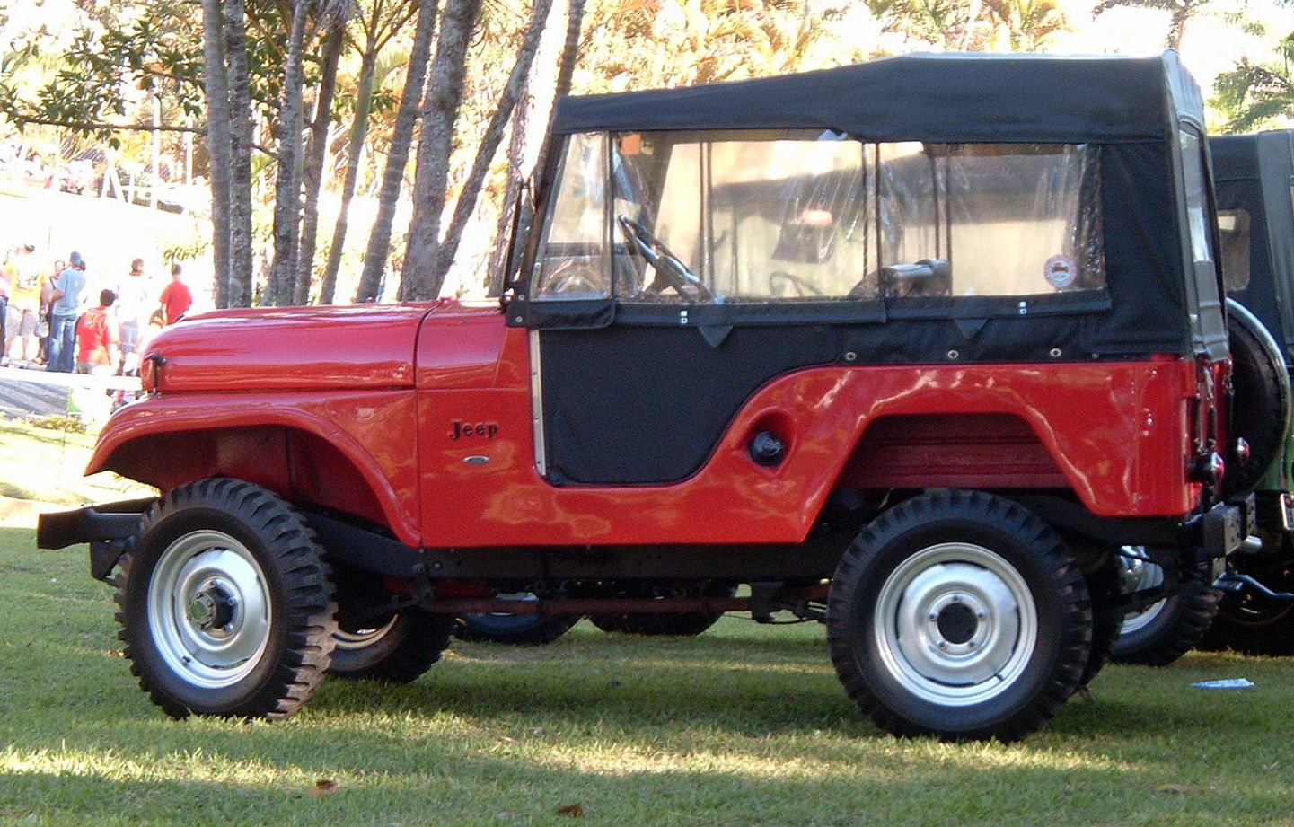 Jeep Cj Wikipedia The Free Encyclopedia Jeep Cj Jeep Jeep Cj5