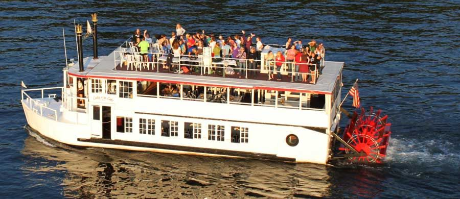 6th annual summer networking cruise tuesday august 9th