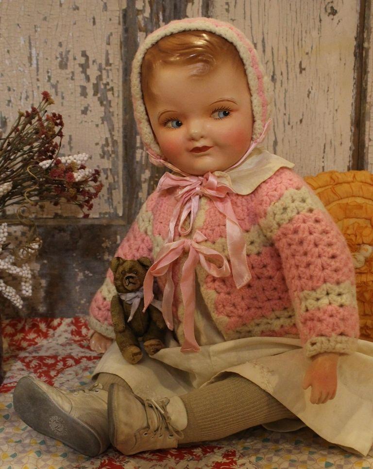 Joking Hazard With Images Vintage Dolls