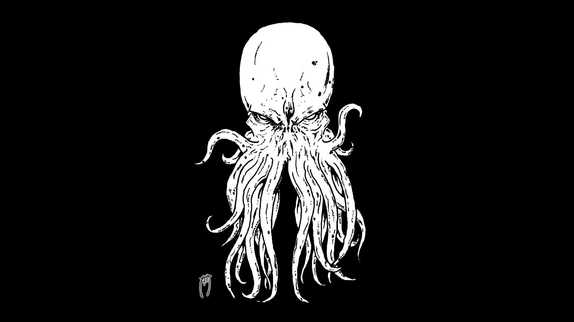 Download Free Cthulhu Wallpapers For Your Mobile Phone Most Cthulhu Cthulhu Mythos Tentacle Art