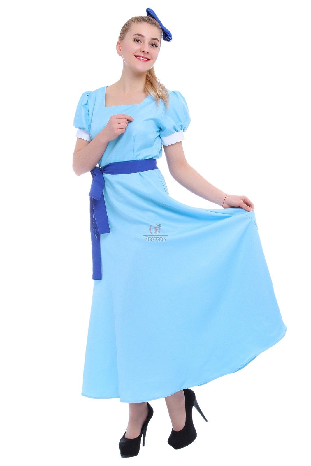 Buy Peter Pan Wendy Darling Cosplay Costume - RoleCosplay.com  sc 1 st  Pinterest : wendy from peter pan costume  - Germanpascual.Com