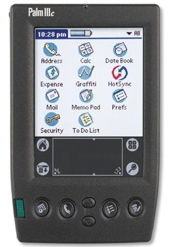 My first smart...non-phone/tablet. Even had the keyboard and camera attachments...