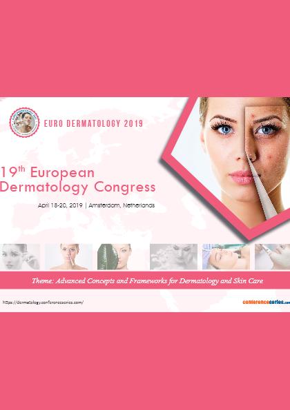 19th European Dermatology Congress in 2019   International
