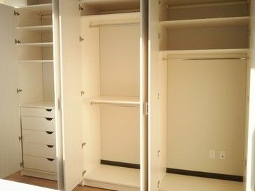 No Closets No Problem   Custom Closet In Manhattan Apartment   Modern    Closet   New