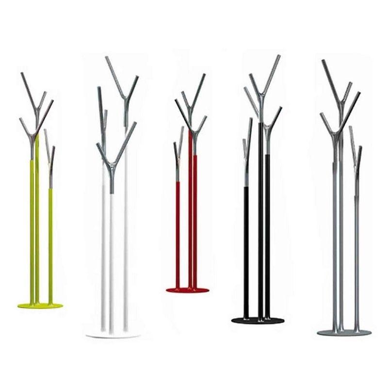 frost wishbone kleiderständer, standgarderobe design - designer kleiderstander buchenholz