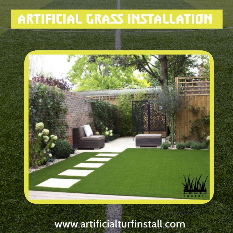 Artificial Turf Installation Long Term Benefits Turf Installation Artificial Grass Installation Installing Artificial Turf