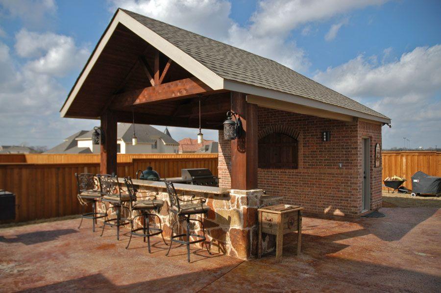 Outdoor Kitchen Frisco