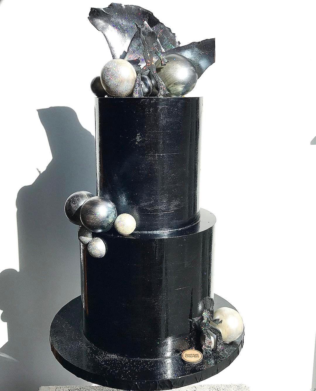 Don't Tell Charles. Shiny Black Cake