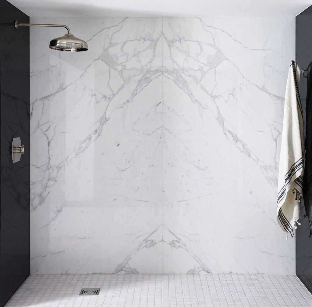 Marble Shower   BATH   Pinterest   Stone tiles, Natural stones and ...