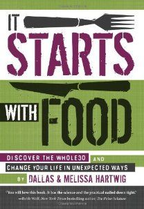 By Melissa Hartwig - It Starts with Food: Discover the Whole30 and Change Your Life in Unexpected Ways (1st Edition) (5/19/12) | New and Used Books from Thrift Books