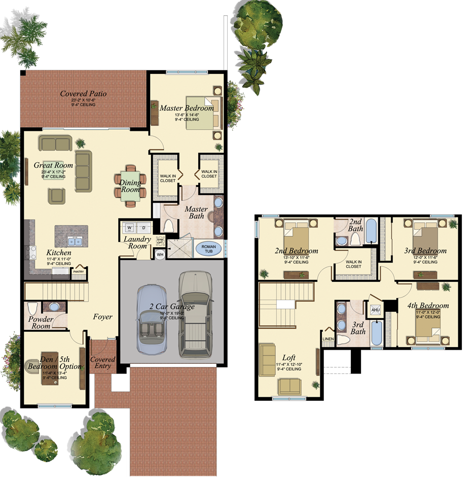 MILANO/6 Floor Plan   Home Design   Pinterest   Tuscany and Bedrooms